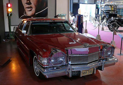 Elvis's Cadillacs